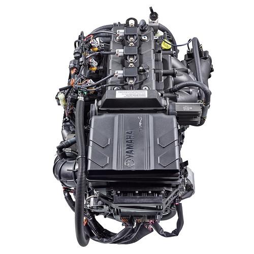 Yamaha Tr Engine