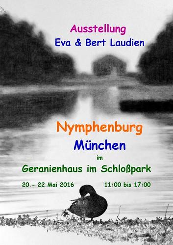 Nymphenburg im Geranienhaus München 2016