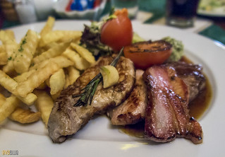 mixed meat plate Berlin 2 | by Eva Blue