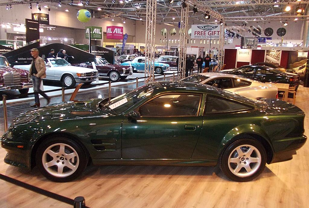 Aston Martin Virage Vantage 550 Prototype 1988 Techno Clas Flickr