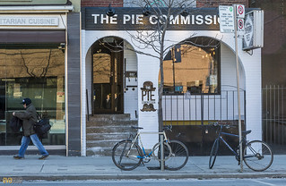the pie commission toronto | by Eva Blue