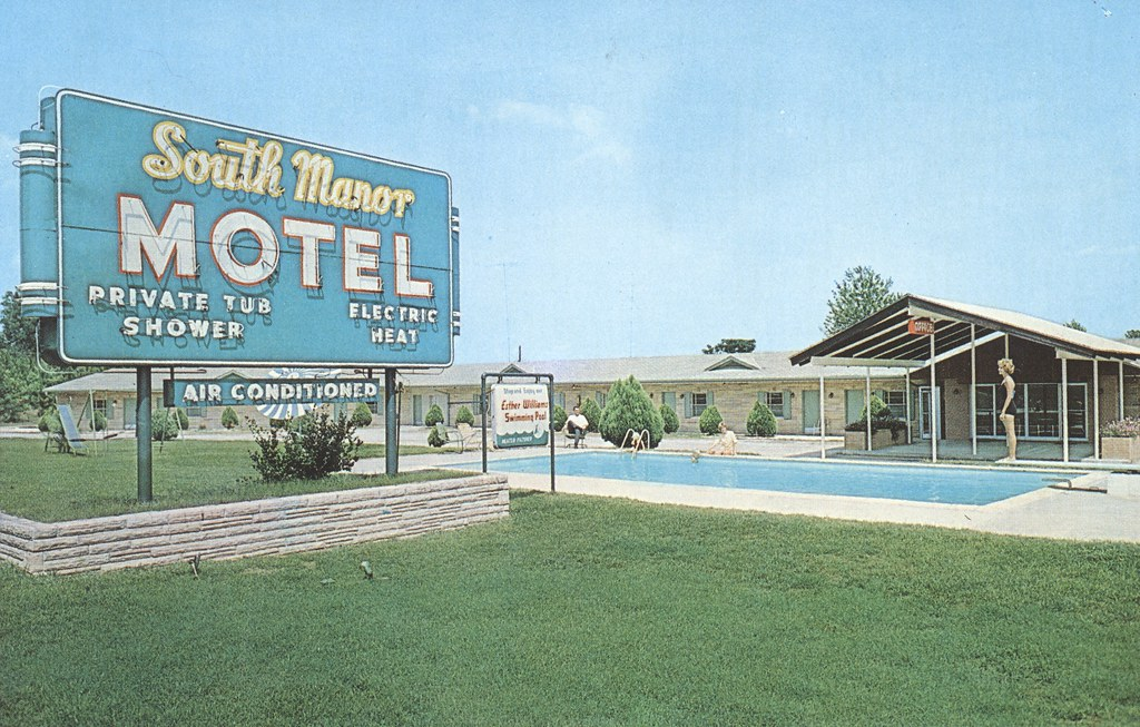 South Manor Motel - Sylvania, Georgia