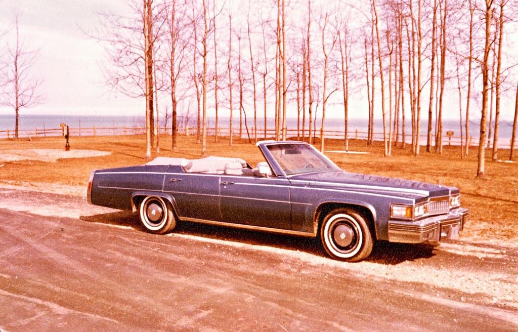 1979 Cadillac 4 Door Convertible Conversion By National C Flickr