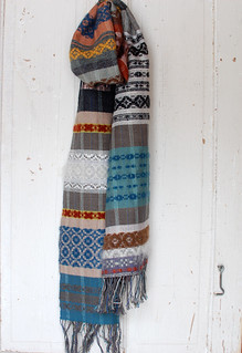 quarry winter scarf | by Avalanche Looms