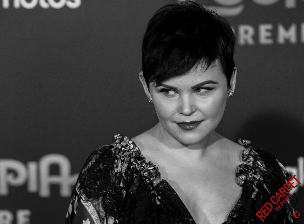 Ginnifer Goodwin At The Premiere Of Disneys Zootopia 2e Flickr