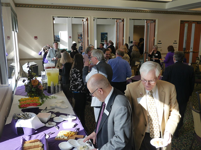 Adjunct Faculty Recognition Reception | 04.05.16