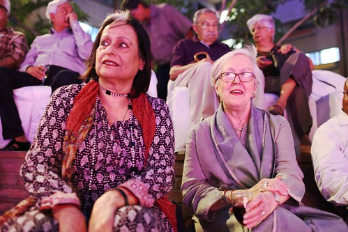 Netherfield Ball – An Embarrassing Flop Show at Tavleen Singh's Book Launch, India Habitat Center | by Mayank Austen Soofi
