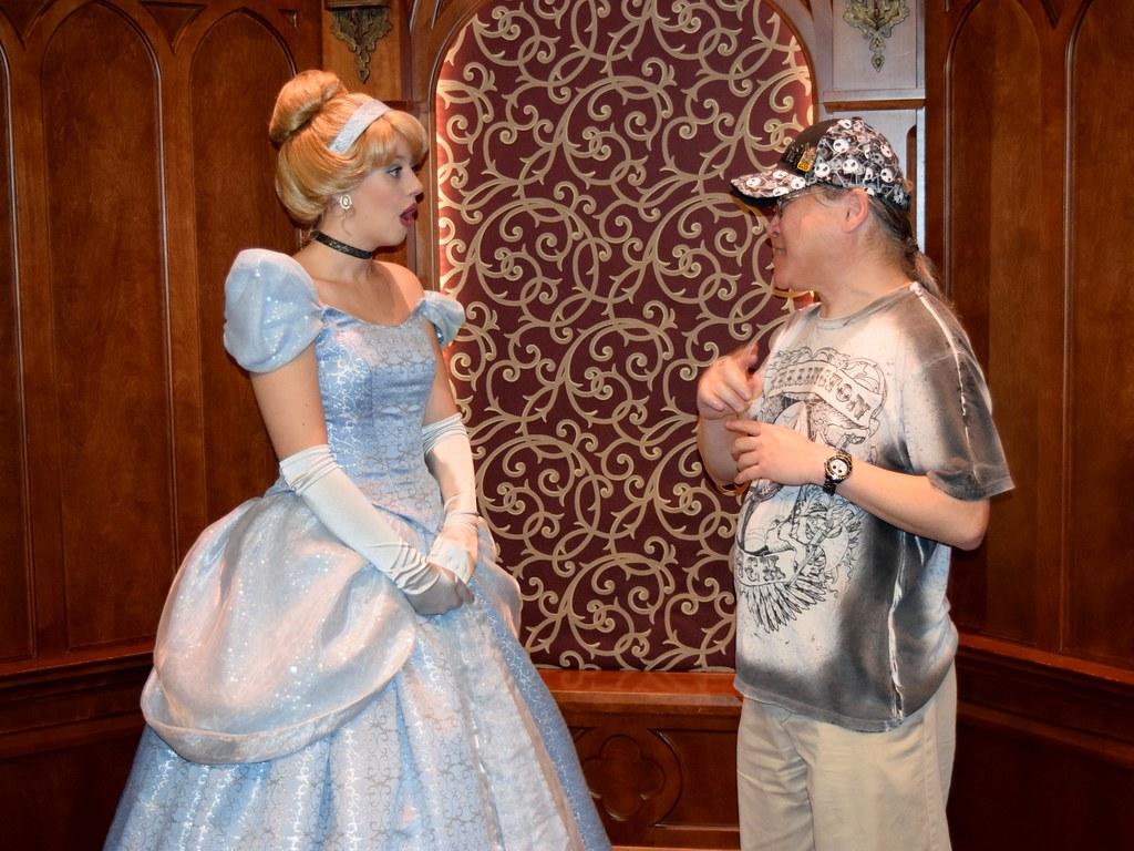Disneyland Visit 2016 02 13 Fantasy Faire Royal Hall Flickr