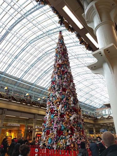 The St. Pancras International 2015 Tree | by Kainz UK