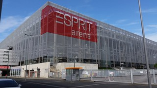 Düsseldorf Congress Sport & Event GmbH ESPRIT arena, Düsseldorf, Germany - Saturday 18th July 2015 | by CDay86