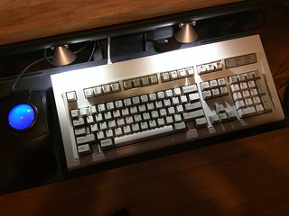 IBM Model M keyboard with USB controller | by lmorchard