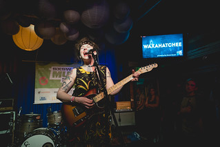 SXSW 2016 - Day 7: Waxahatchee | by p_a_h