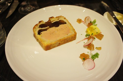 Terrine en Croûte of Duck Foie Gras