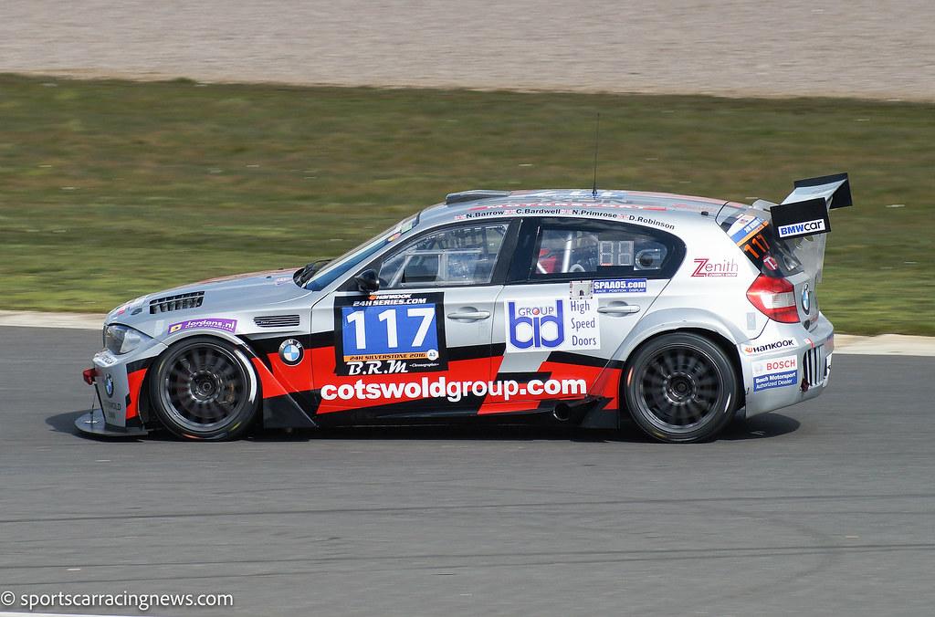 Saxon Motorsport BMW Silverstone 24 Hours 2016 Sportscar R… | Flickr