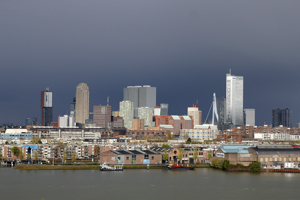 Skyline Rotterdam 2006 - 2017 | Flickr