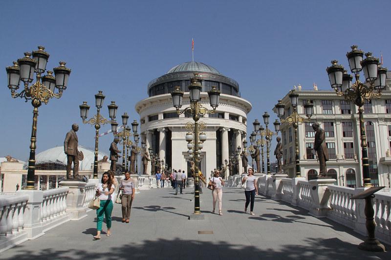 2015-09-17 #003 Art Bridge, Skopje