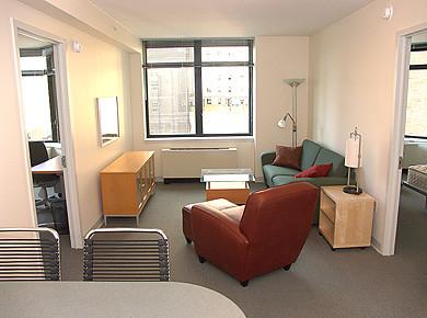 Two Bedroom Apartment In Feil Hall Brooklyn Law School Flickr