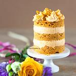 Elina's 2nd YB Cake