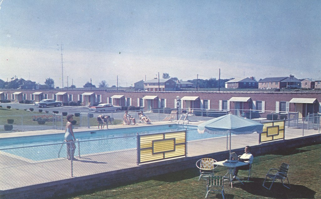 Hagerstown Motel - Hagerstown, Maryland