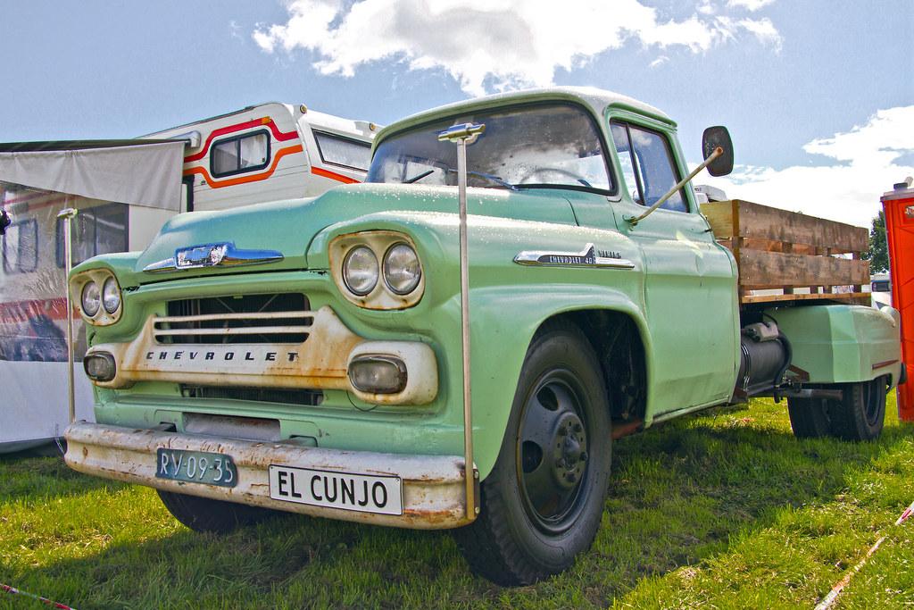 Chevrolet 40 Viking 1958 0942 1958 Chevrolet 40 Viking Flickr