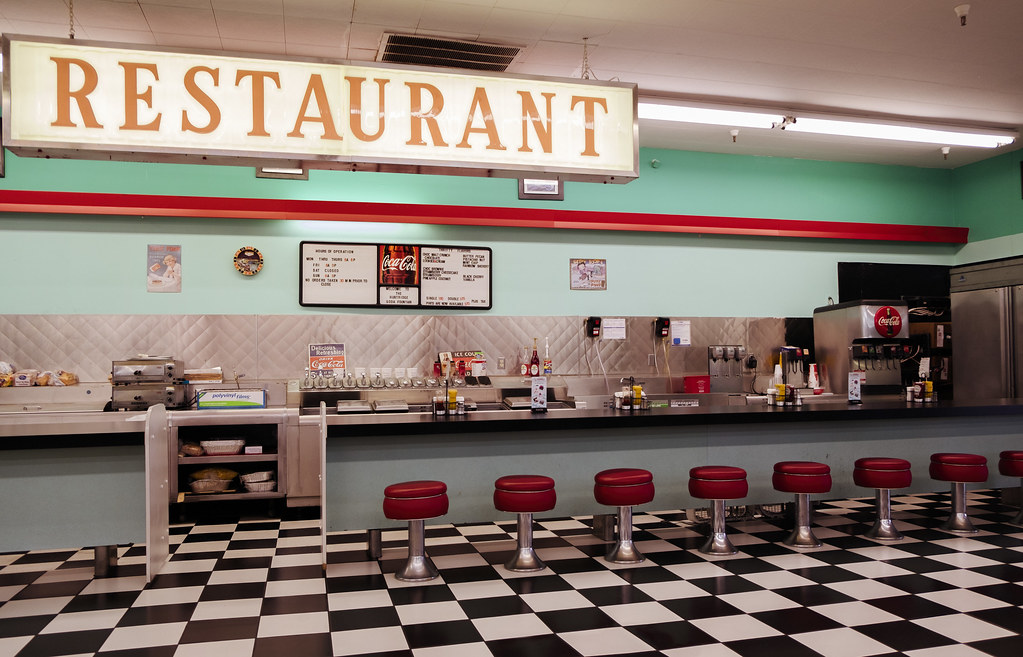 Huntridge Soda Fountain Kosher Restaurant Las Vegas Nv Flickr
