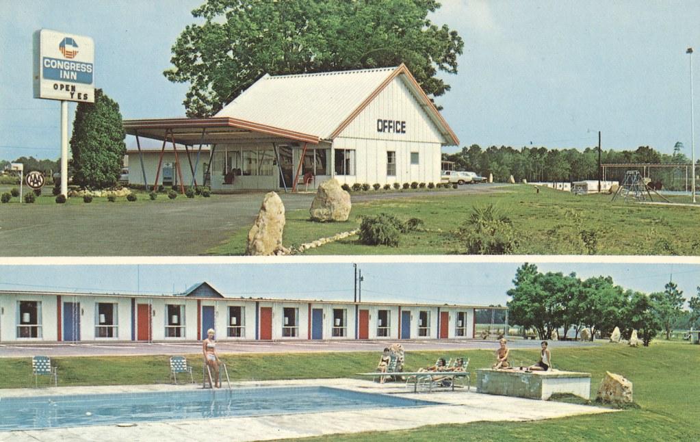 Congress Inn - Sycamore, Georgia