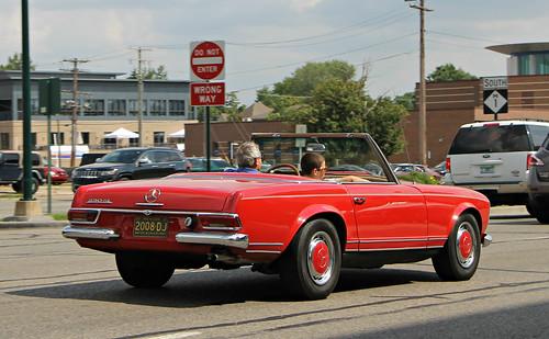 1963 mercedes benz 230sl w113 birmingham mi i upload for Mercedes benz birmingham mi