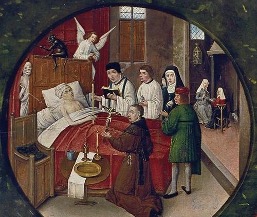 Die Sieben Todsünden Und Vier Letzten Dinge