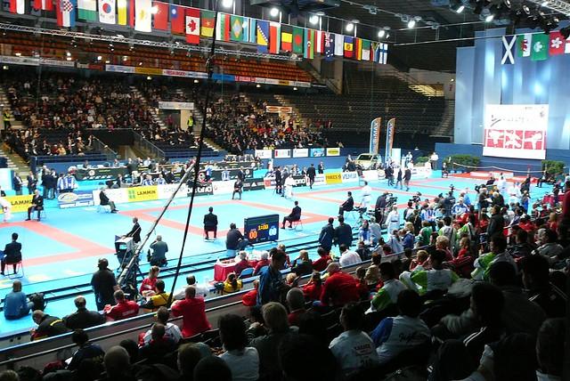 2006-05-01.Karate MM kisat Tampereella