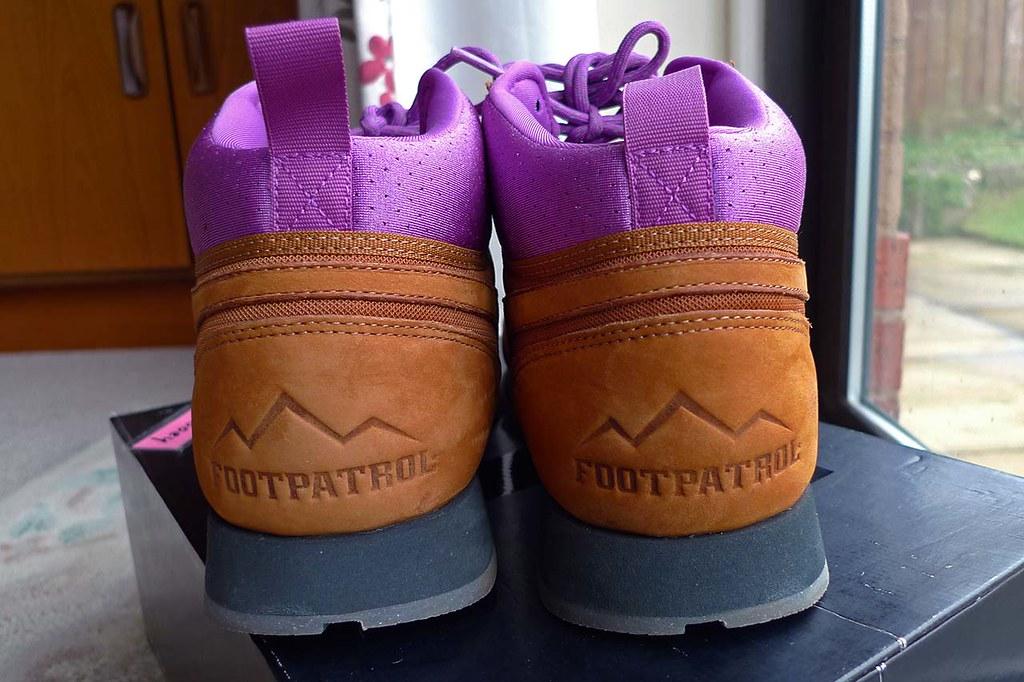 Reebok x Footpatrol Classic Leather Mid  On the Rocks  ( 13). 6e655b9d80a0