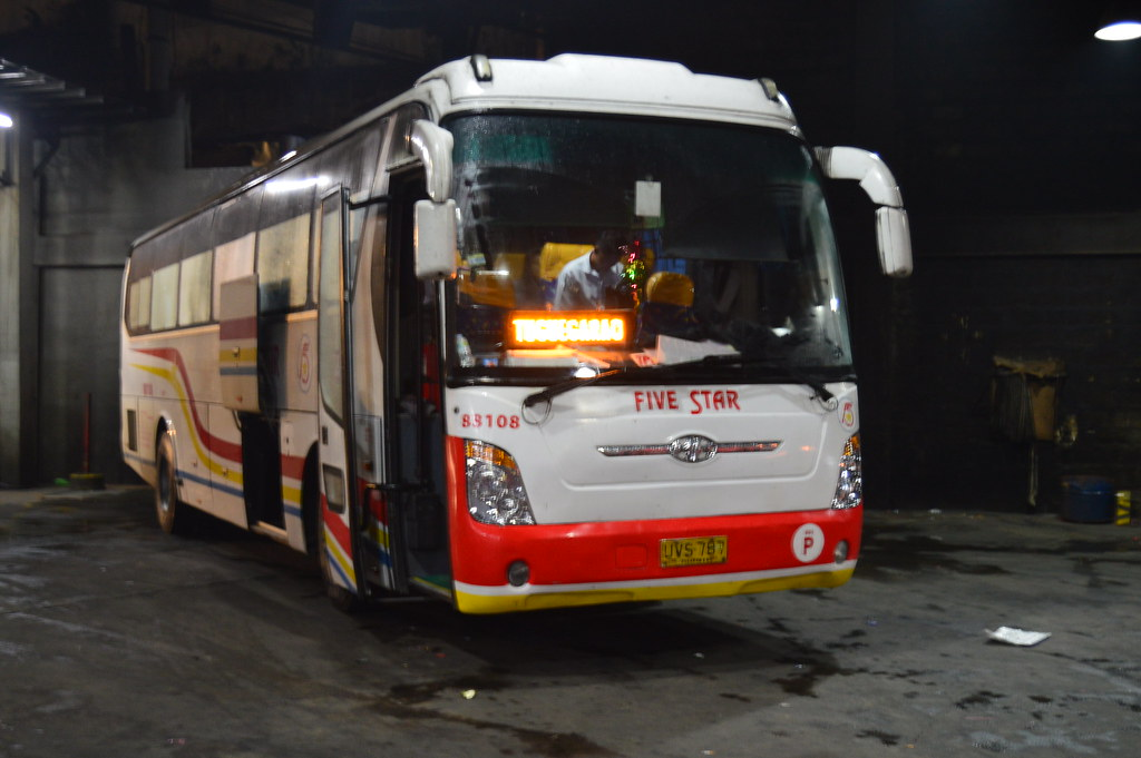 The World S Most Recently Posted P Os Of Cabanatuan And Star New Five Star Bus Terminal