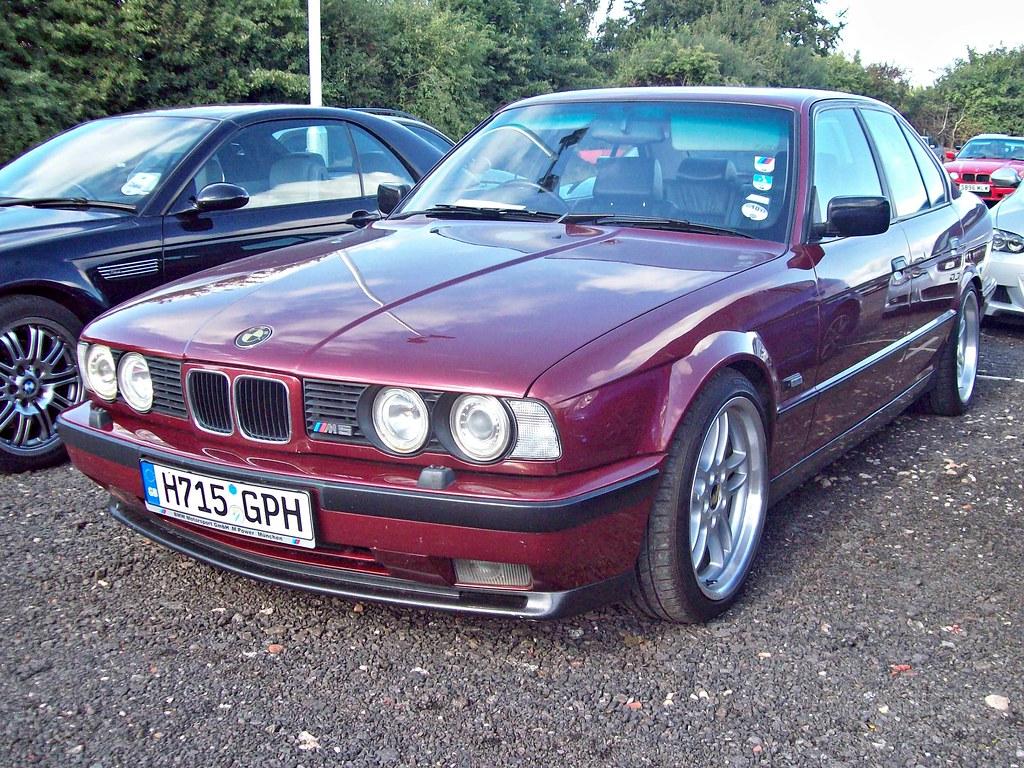 BMW M E BMW M E Engine C Flickr - 1990 bmw m5