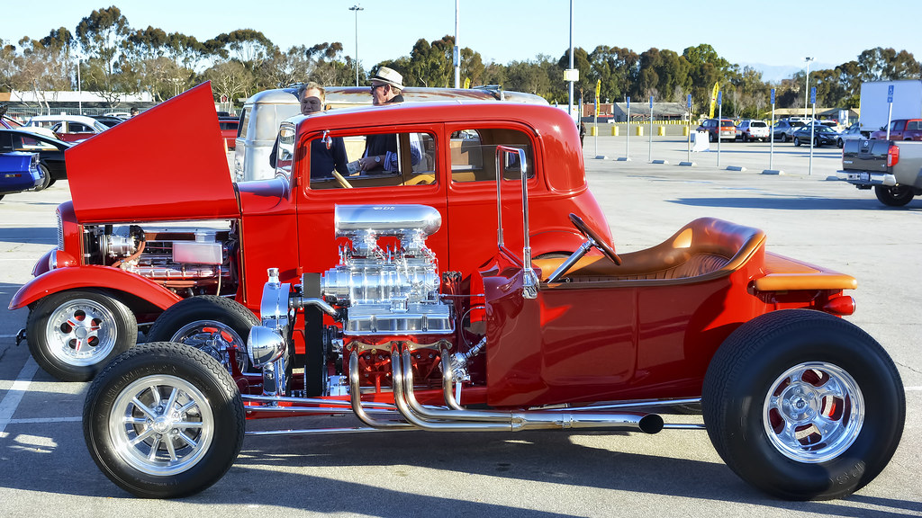 1923 Ford Model T Roadster pickup - hot rod | Cars & Coffee … | Flickr