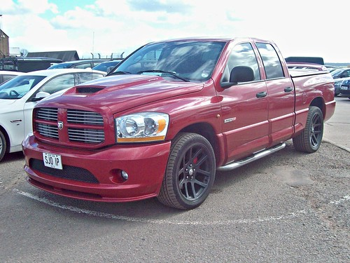 12 dodge ram srt 10 3rd gen 2007 dodge ram srt 10 truc flickr. Black Bedroom Furniture Sets. Home Design Ideas