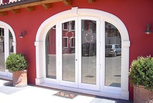 Le nostre finestre in pvc casadelserramento casa del - Finestre pvc firenze ...