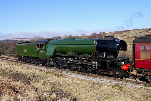 LNER Class A3 4472 Flying Scotsman | 60103 A3 'Pacific ... Pacific Railway Company