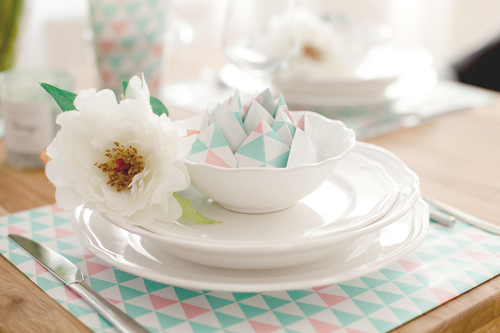 Home24 Massivholz Tisch Tischdeko Home Living Lifestyle Bl Flickr