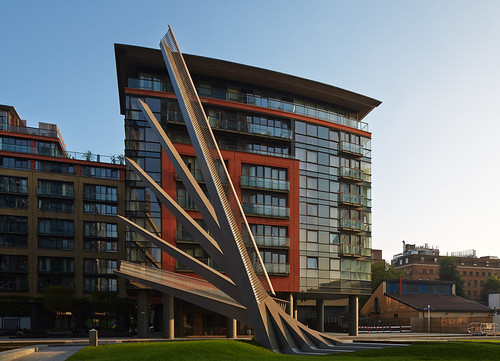 Knight Architects  - Merchant Square Footbridge - Photo 04(Photography by Edmund Sumner) | by 準建築人手札網站 Forgemind ArchiMedia