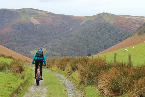 Biking near Dolgoch | by Pikes On Bikes