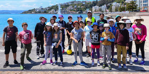 Copy of love your coast cleanup clifton terrace for 5 clifton terrace winchester b b