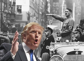 hitler trump | by jfxgillis