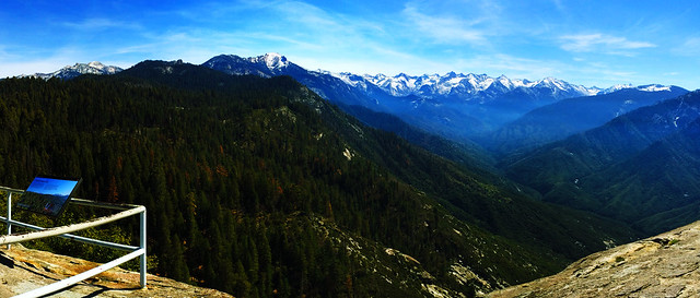 Moro Rock, Sequoia National Park, CA, USA