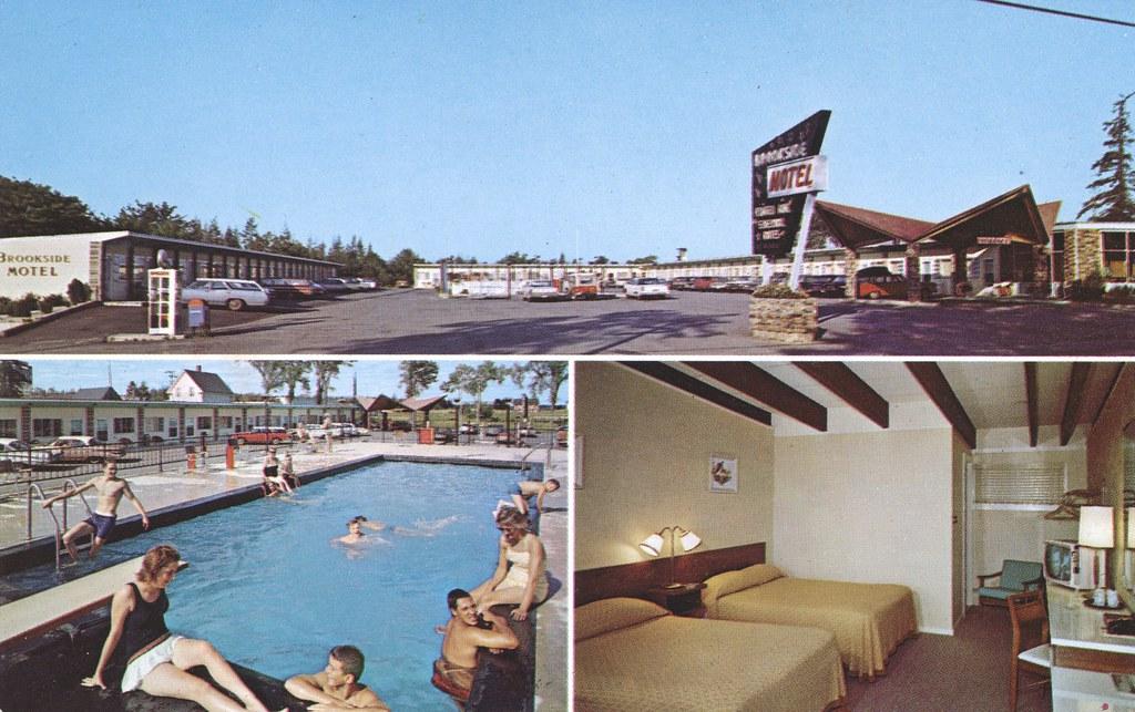 Brookside Motel - Ellsworth, Maine