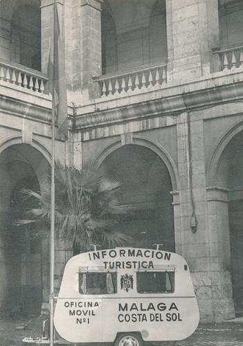 Oficina m vil de informaci n tur stica m laga m laga for Oficina de informacion turistica