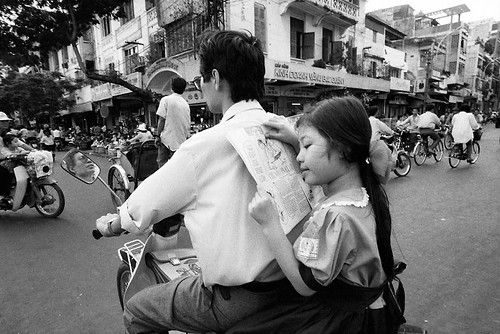 Saigon on Wheels, 1994 - by Ed Kashi | by manhhai