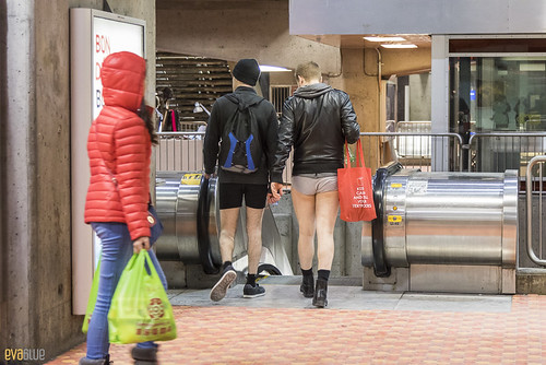 no pants subway ride montreal 2016 - 80 | by Eva Blue