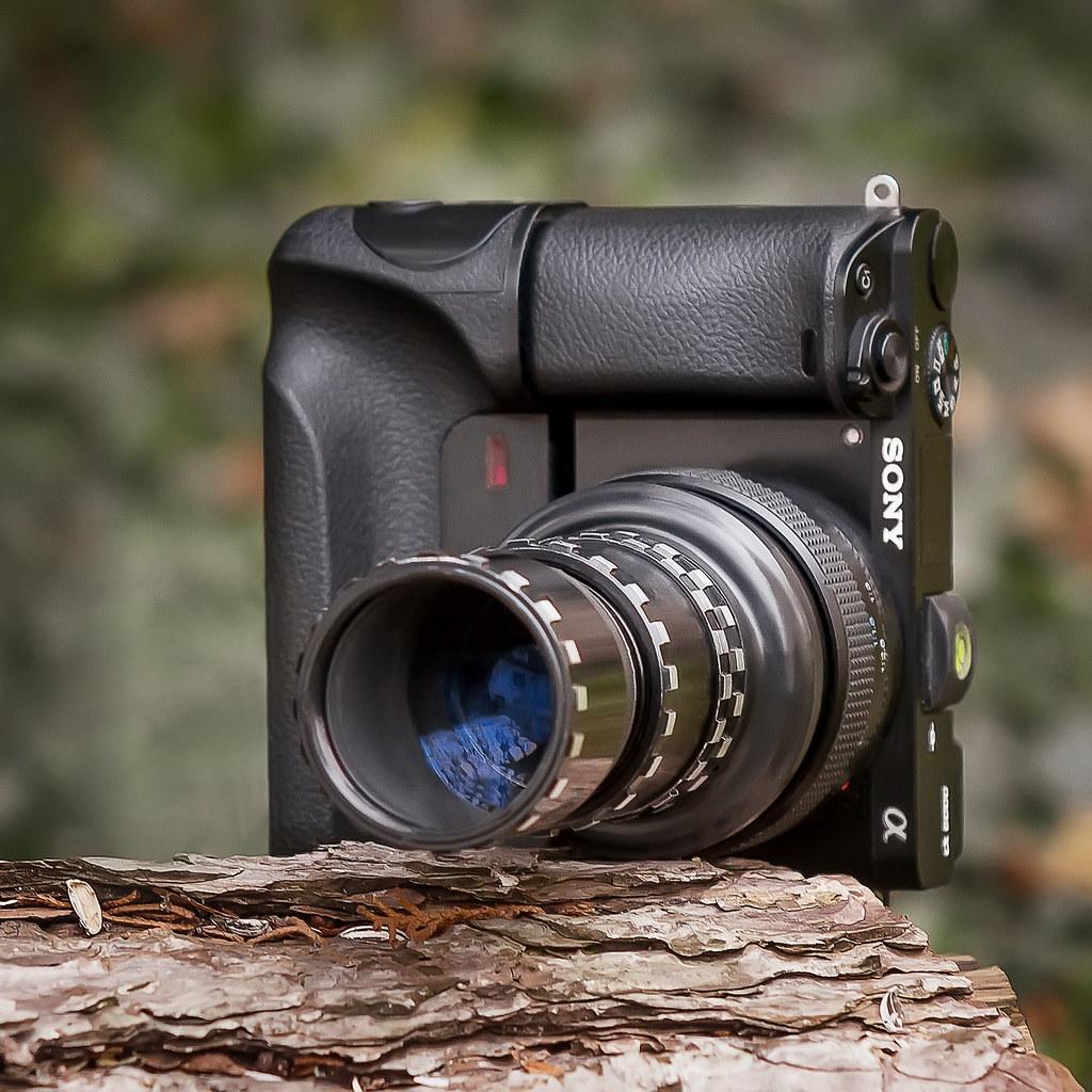 leitz wetzlar elmaron 100mm 2 8 projection lens e mount flickr rh flickr com sony 6000 manual mode sony a6000 manual settings