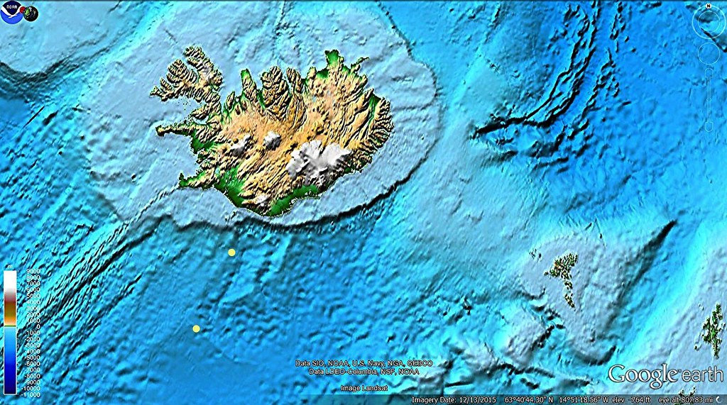 Iceland north atlantic land bridge and ancient ocean floo flickr iceland north atlantic land bridge and ancient ocean floor habitats by edziomek gumiabroncs Gallery