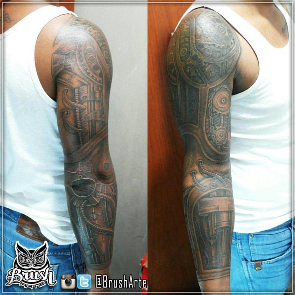 Tatuajes En Piel Morena Imagenes Sfb