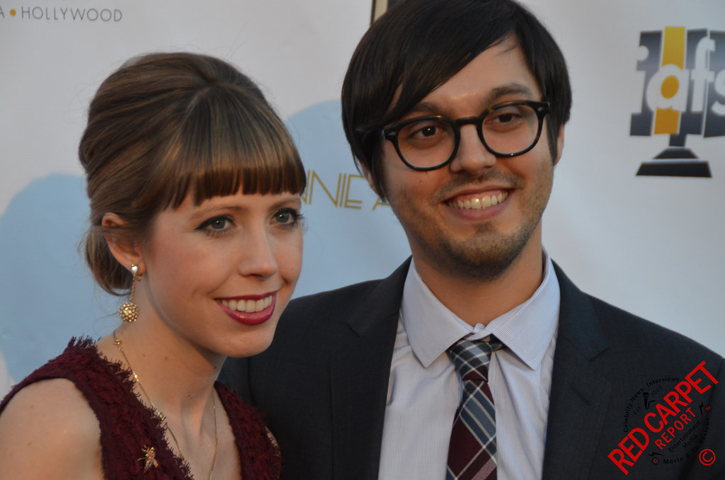 daron nefcy at the 43rd annual annie awards annieawards flickr